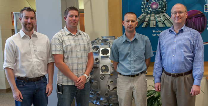 LLNL members of the Neutron Effects Diagnostic Development Team