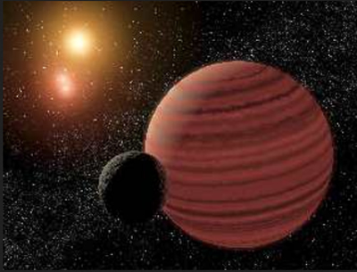 Image of a Brown Dwarf