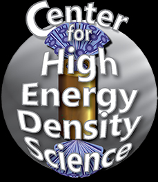 Center for High Energy Density Science Logo