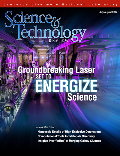Cover of July/August Science & Technology Review