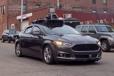 Self-Driving Car on a Test Drive