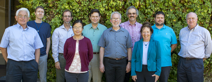 Members of the Dot Spectroscopy Team