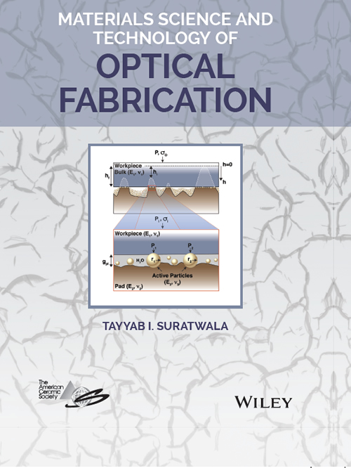 Cover of Optics Finishing Book