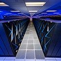 Photo of Sierra Supercomputer