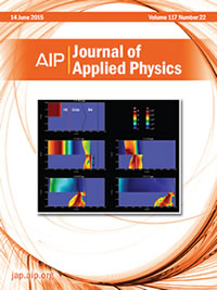 Journal of Applied Physics Cover