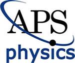 American Physical Society Logo