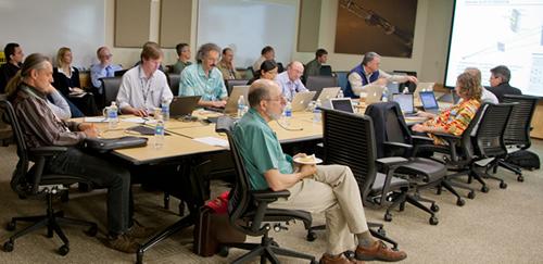 Attendees at Diagnostics Workshop
