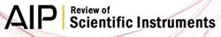 Review of Scientific Instruments Logo