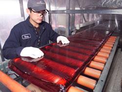 Glass Melting at Hoya Corporation
