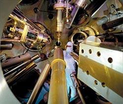 Nova Laser Chamber