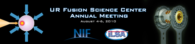 Fusion Science Center Annual Meeting